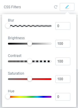 CSS Filters In Elementor